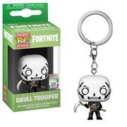 Fortnite Skull Trooper Pocket Pop! Key Chain