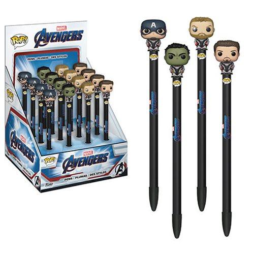 Avengers: Endgame Pop! Pens Display Case