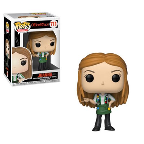 Office Space Joanna with Flair Pop! Vinyl Figure