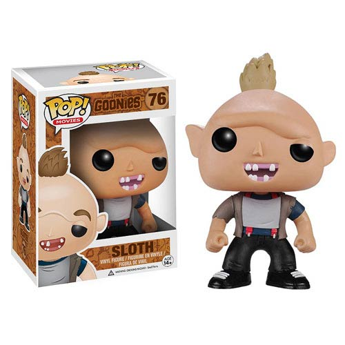 The Goonies Sloth Pop! Vinyl Figure