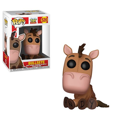 Toy Story Bullseye Pop! Vinyl Figure #520