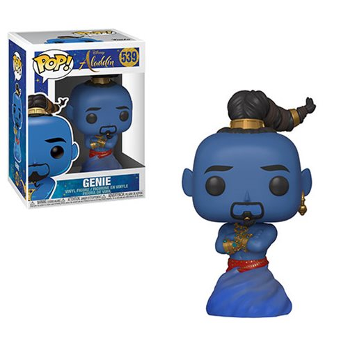 Aladdin Live Action Genie Pop! Vinyl Figure