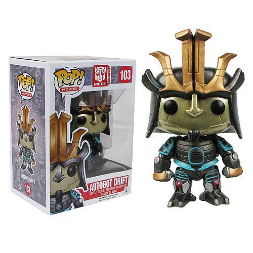 Transformers Age of Extinction Drift Pop! Vinyl Figure