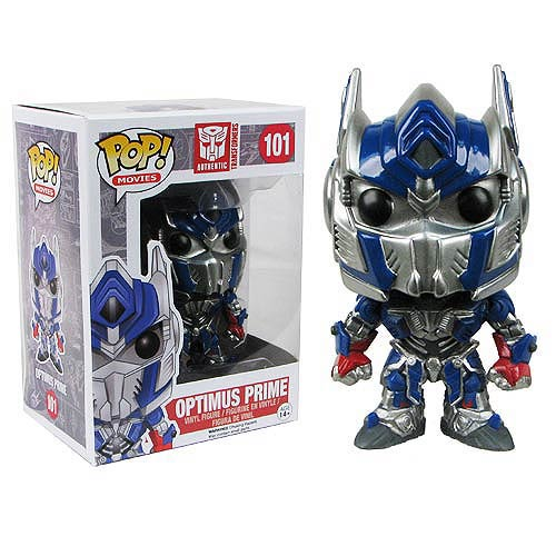 Transformers Age of Extinction Optimus Prime Pop! Vinyl
