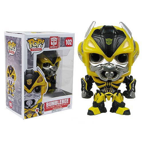 Transformers Age of Extinction Bumblebee Pop! Vinyl Figure