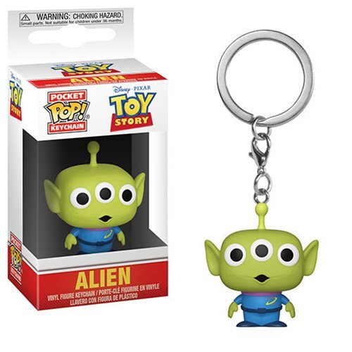 Toy Story Alien Pocket Pop! Key Chain