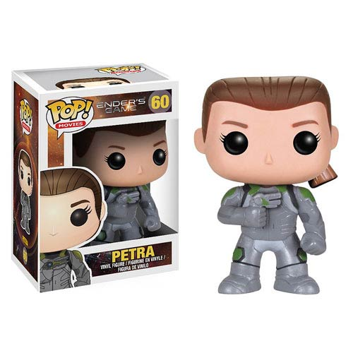 Ender's Game Petra Pop! Vinyl Figure