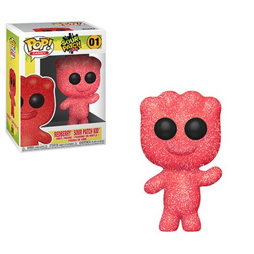 UPC 889698371087 product image for Sour Patch Kids Red Pop! Vinyl Figure #01 | upcitemdb.com