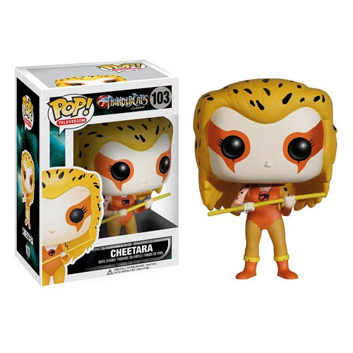 Thundercats Cheetara Pop! Vinyl Figure