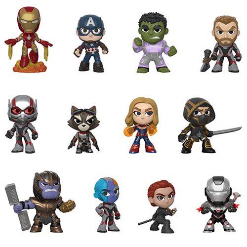 Avengers: Endgame Mystery Minis Random 4-Pack