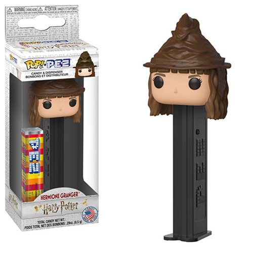Harry Potter Hermione Granger Sorting Hat Pop! Pez