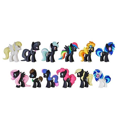 My Little Pony Mystery Minis Mini-Figure Display Box