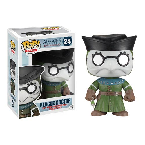 Assassin's Creed Plague Doctor Pop! Vinyl Figure