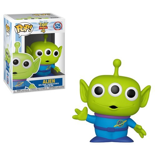 Toy Story 4 Alien Pop! Vinyl Figure
