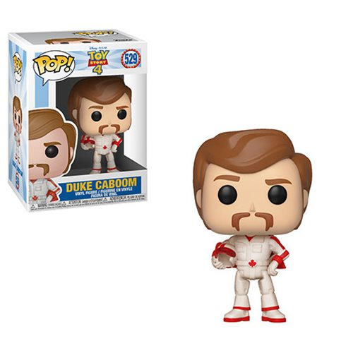 Toy Story 4 Duke Caboom Pop! Vinyl Figure