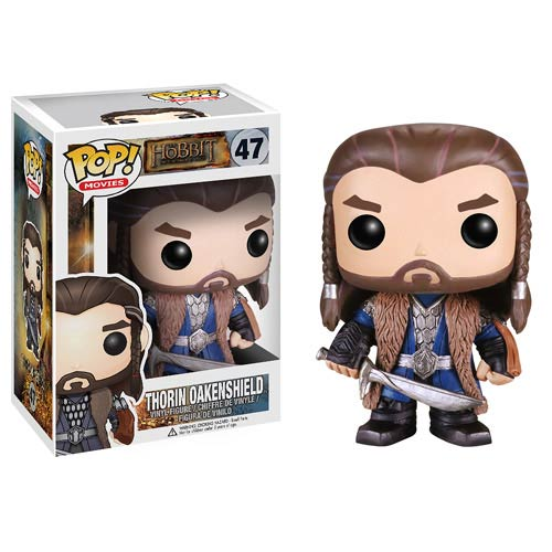 The Hobbit The Desolation of Smaug Thorin Pop! Vinyl Figure