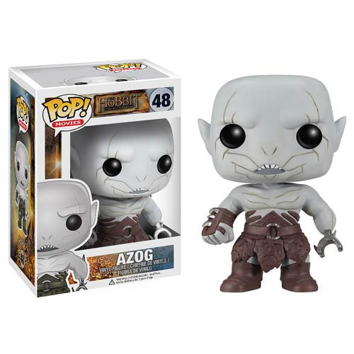 The Hobbit The Desolation of Smaug Azog Pop! Vinyl Figure