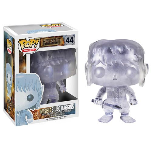 Hobbit Desolation of Smaug Invisible Bilbo Pop! Vinyl Figure