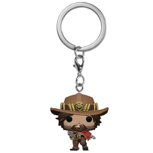 Overwatch McCree Pocket Pop! Key Chain