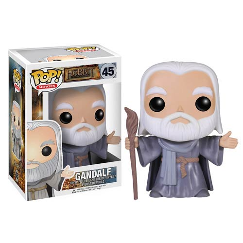 Hobbit Desolation of Smaug Hatless Gandalf Pop! Vinyl Figure