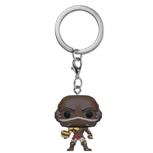 Overwatch Doomfist Pocket Pop! Key Chain