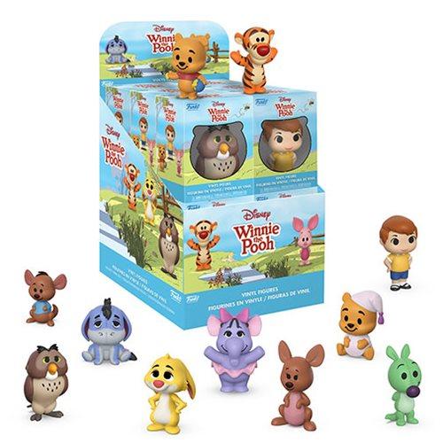 Winnie the Pooh Mini Vinyl Figure Random 4-Pack