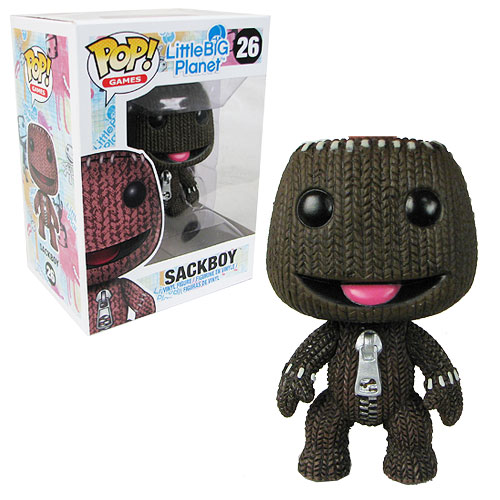 LittleBigPlanet Sackboy Pop! Vinyl Figure
