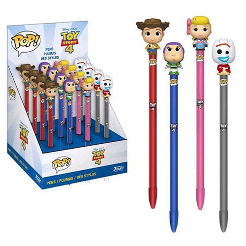 Toy Story 4 Pop! Pens Display Case