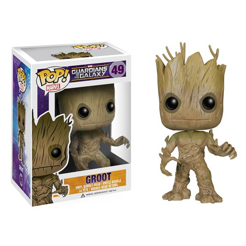 Guardians of the Galaxy Groot Pop! Vinyl Bobble Figure