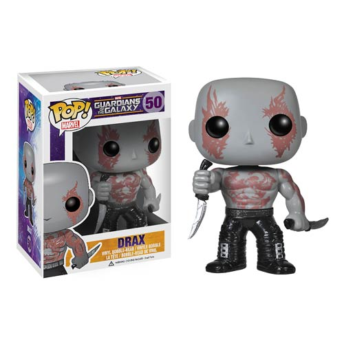 Guardians of the Galaxy Drax Pop! Vinyl Bobble Figure