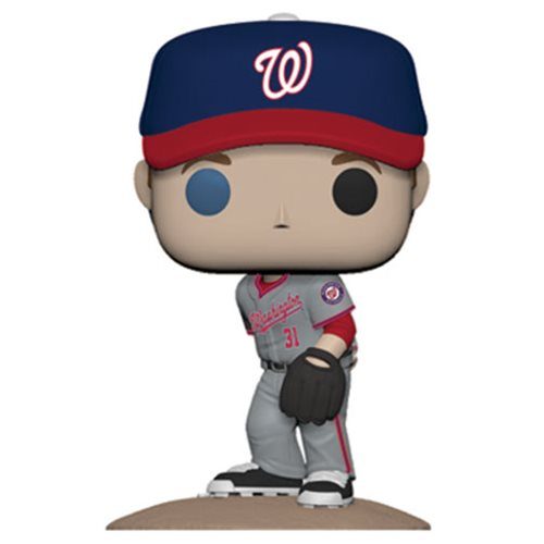 MLB Washington Nationals Max Scherzer Pop! Vinyl Figure
