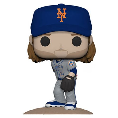 MLB New York Mets Noah Syndergaard Pop! Vinyl Figure