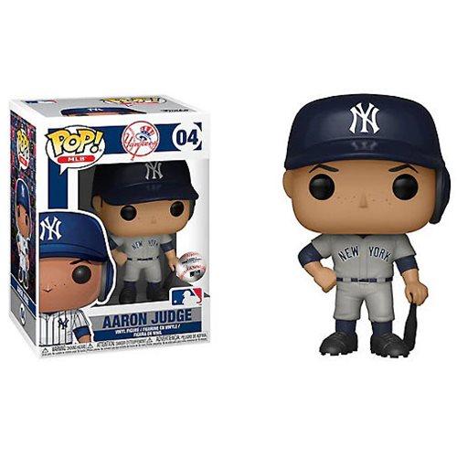 MLB New York Yankees Aaron Judge New Jersey Pop! Vinyl Figure
