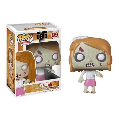 The Walking Dead Penny Blake Pop! Vinyl Figure