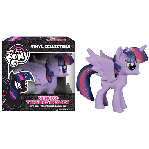 My Little Pony Twilight Sparkle Vinyl Figure