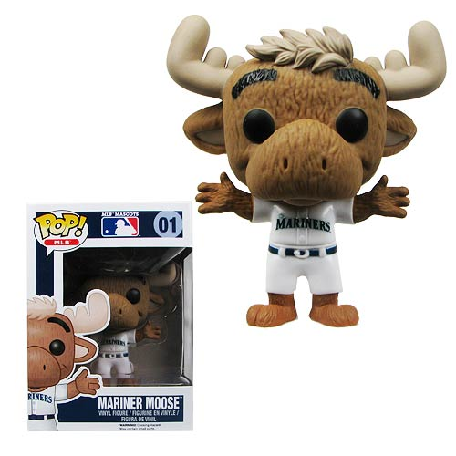 Major League Baseball Mariner Moose Pop! Vinyl Figure