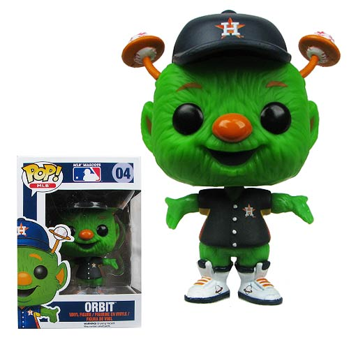 Major League Baseball Orbit Houston Astros Pop! Vinyl Figure