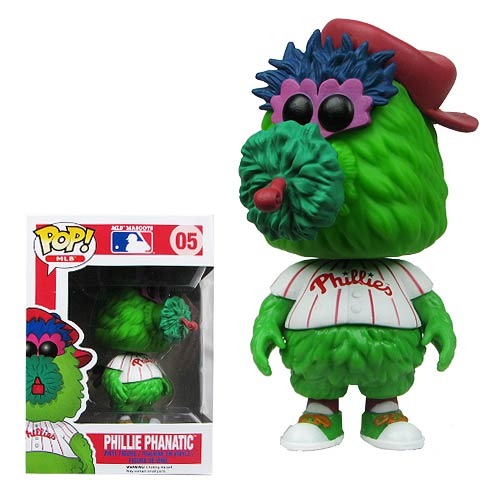 Major League Baseball Phillie Phanatic Pop! Vinyl Figure