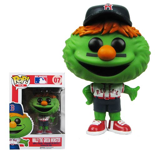 Major League Baseball Wally Green Monster Pop! Vinyl Figure