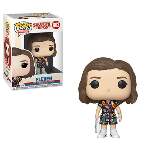 Stranger Things Eleven Mall Outfit Pop! Vinyl Figure