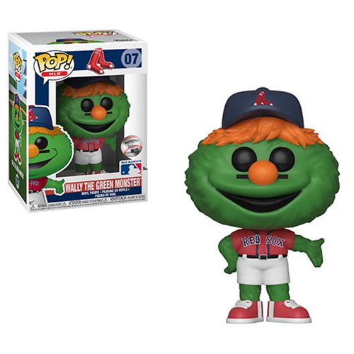 MLB Boston Red Sox Wally The Green Monster Pop! Vinyl Figure