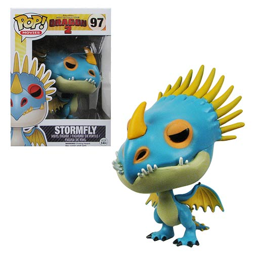 How to Train Your Dragon 2 Stormfly Pop! Vinyl Figure