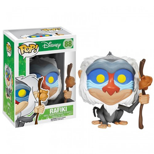 The Lion King Rafiki Pop! Vinyl Figure