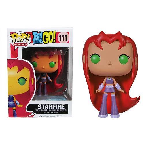 Teen Titans Go! Starfire Pop! Vinyl Figure