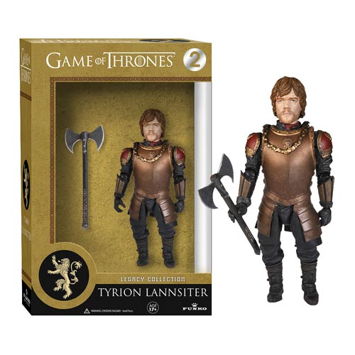 Game of Thrones Tyrion Lannister Legacy Action Figure