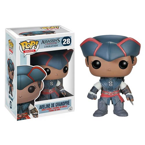 Assassin's Creed III Liberation Aveline Pop! Vinyl Figure