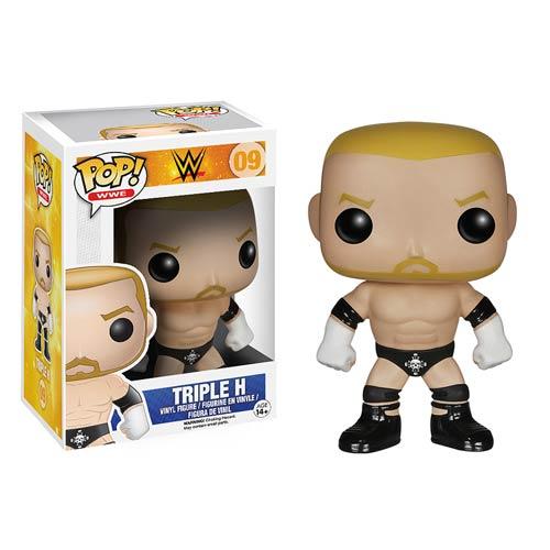 WWE Triple H Pop! Vinyl Figure