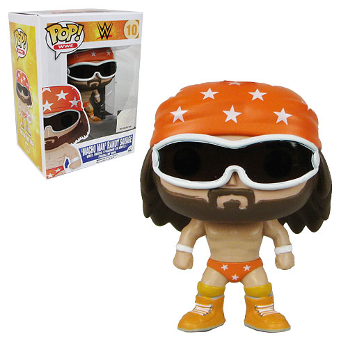 WWE Macho Man Randy Savage Pop! Vinyl Figure