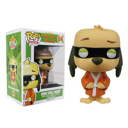 Hanna-Barbera Hong Kong Phooey Pop! Vinyl Figure