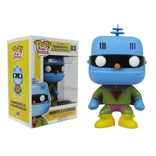 Hanna-Barbera Frankenstein Jr. Pop! Vinyl Figure